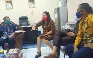 Komisi B DPRD Palangka Raya Kunjungan ke Kantor Bappedalitbang Tampung Aspirasi Mitra Kerja