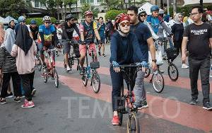 Kemenhub Klaim Gandeng Komunitas untuk Susun Aturan Soal Pesepeda