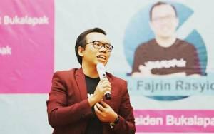 Sah Jadi Direktur Telkom, Fajrin Rasyid Singgung Besarkan Startup