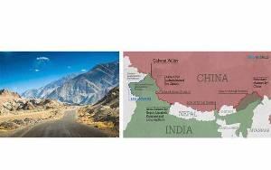 Usai Bentrok Mematikan, Cina - India Saling Klaim Lembah Galwan