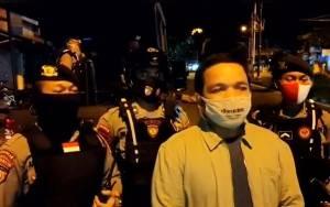 Polisi Bubarkan Aksi Balapan Liar di Palangka Raya