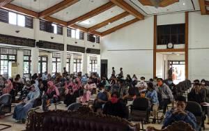 Ratusan Pelajar, Santri dan Mahasiswa di Kotim Lakukan Rapid Test Gratis