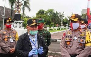 Gubernur Kalteng Usulkan PSBB Jilid 2 di Palangka Raya, Ini Alasannya