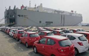 Ekspor Mobil Masih Berat karena Covid-19