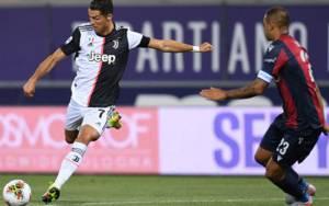 Ronaldo Akhirnya Cetak Gol, Juventus Bekuk Bologna