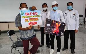 Bupati Kotim Ingatkan Agar Tidak Ada Penyelewengan dan Salah Sasaran Dalam Penyaluran BLT-DD
