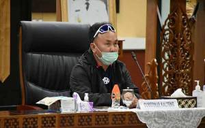 Gubernur Kalteng Jadi Narasumber Telabang Talk
