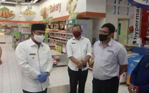 Pembatasan Operasional Pasar Indra Sari Bakal Dievaluasi Sesuai Situasi di Lapangan