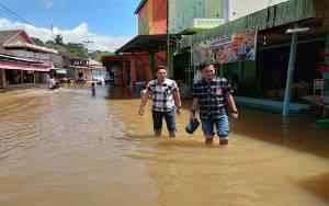 Sejumlah Desa di 3 Kecamatan Wilayah Utara Kotim Dilanda Banjir