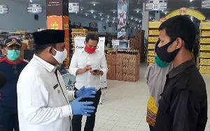 Pengelola Perbelanjaan Diminta Tegas Terhadap Pengunjung Tak Pakai Masker