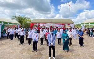 Pemkab Kotim Selesai Lantik 43 Kepala Desa