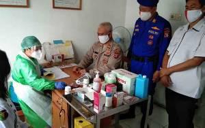 Polres Katingan Gelar Donor Darah untuk Petingati HUT Bhayangkara ke 74