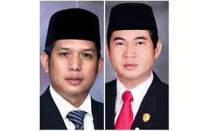 M Rudini Darwan Ali - HM Jhon Krisli Bakal Berpasangan di Pilkada Kotim