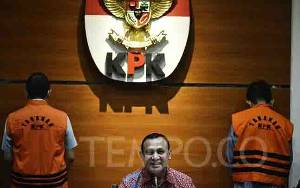 Firli Sebut KPK Punya Kewenangan Supervisi Tim Pemburu Koruptor