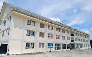 Warga Tolak Rumah Susun jadi Tempat Karantina Pasien Covid-19 Barito Timur