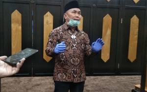 Gubernur Kalteng Minta Wali Kota Palangka Raya Persiapan PSBB II Lebih Dimantapkan