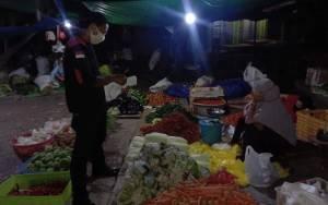 PKL Pasar Malam dan Subuh Pasar Indra Sari Pangkalan Bun Diizinkan Berjualan Asal Sudah Rapid Test
