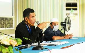 Kemenag Kapuas Sosialisasikan SKB 4 Menteri Terkait Proses Belajar Mengajar saat New Normal