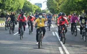 Gubernur Kalteng Ajak Masyarakat Sehat dengan Olahraga
