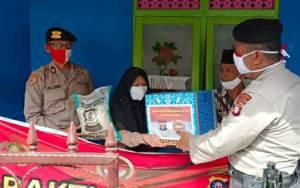 Polres Kapuas Pererat Jalinan Silaturahmi dengan PurnawirawanSambut HUT Bhayangkara