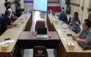 DPRD Kotim Lakukan Koordinasi dengan Bea Cukai, Ini yang Dibahas