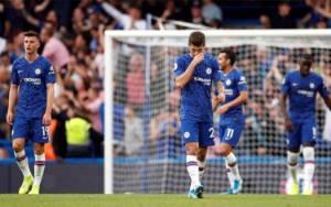 Hasil Piala FA, Leicester Vs Chelsea 0-1