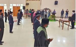 Bupati Mura Minta Paling Lambat 30 Juni Semua Pejabat Sudah Sertijab