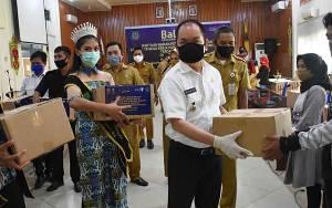 Belasan Pelaku Usaha Pariwisata di Kapuas Terima Bantuan dari Kementerian Pariwisata
