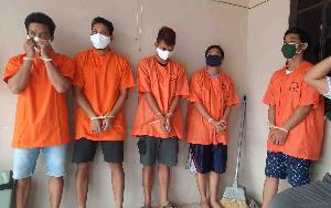 Ini Sejumlah Kasus Menonjol Hasil Pengungkapan Polres Barito Timur
