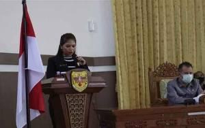 DPRD Gunung Mas Beri Puluhan Rekomendasi Raperda APBD 2019 Kepada Pemkab