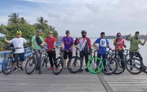 Rutin Bersepeda, Ini Manfaat Dirasakan Pesepeda di Kuala Pembuang