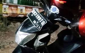 Pengendara Motor Tabrak Pejalan Kaki di Jalan Mahir Mahar