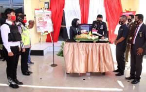 Wakil Bupati Seruyan Hadiri Syukuran Hari Bhayangkara yang ke 74