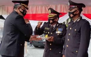 HUT Bhayangkara, Personel Polres Sukamara Diharapkan Evaluasi Agar Lebih Baik