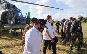 2 Wakil Menteri Kunjungi Barito Timur Survei Lahan Pertanian