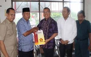 Denny Indrayana Kantongi Tiket Maju Pilgub Kalsel dari Gerindra