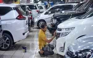 Penjualan Mobil Bekas Online Babak Belur Selama Covid-19