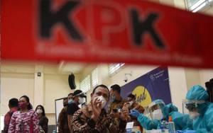 ICW Kritik Upacara HUT Bhayangkara di KPK