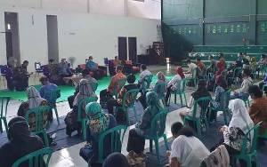 Bupati Seruyan Kembali Kumpulkan Kepala Sekolah 3 Kecamatan di Hanau