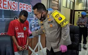 Bandar Sabu di Sampit Sudah Jadi Target Operasi Selama 1 Tahun Terakhir