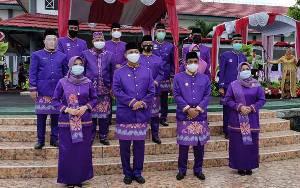 Gubernur Kalteng Harapkan Sukamara Semakin Profesional