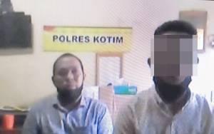 Tentengi Tas Slempang, Digeledah Polisi Dapat Sabu