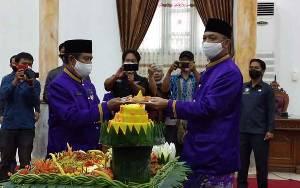 Ketua DPRD Sukamara: Kembali Zona Hijau Merupakan Kado Spesial Hari Jadi ke 18