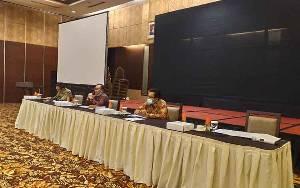 OJK Kalteng Undang Pimred Media di Kalteng Diskusikan Isu Industri Keuangan