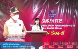 Positif Covid-19 di Kalteng Sudah Mendekati 1.000 Kasus