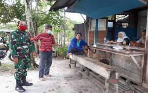 Satgas PSKH Pahandut Klarifikasi Isu Penolakan Isolasi Mandiri Warga Jalan Duta II