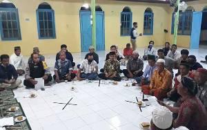 Uang Ratusan Juta Dana Pembangunan Masjid Al Muhajirin Dusun Karanganyar Terindikasi Di-Mark Up