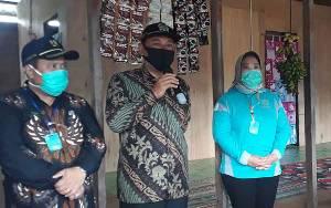 Pemkab Kobar Koordinasikan Penanganan Banjir di Jalan Pangkalan Bun - Kotawaringin Lama dengan Pemprov Kalteng