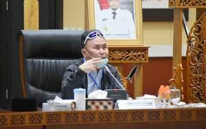 Gubernur Kalteng Salurkan BTS Untuk Masyarakat Pulang Pisau