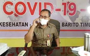 1 Pasien Covid-19 Barito Timur Dirawat di Samarinda